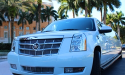 Escalade Streched Front