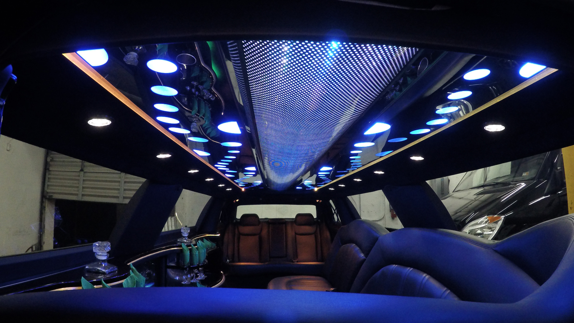 Custom Chrysler 300 >> Chrysler 300 Streched Limo - Taylored Limo Service Miami