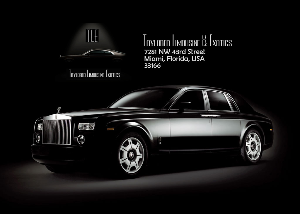 Rolls Royce Limo >> Rolls Royce Limo - Taylored Limo Service Miami