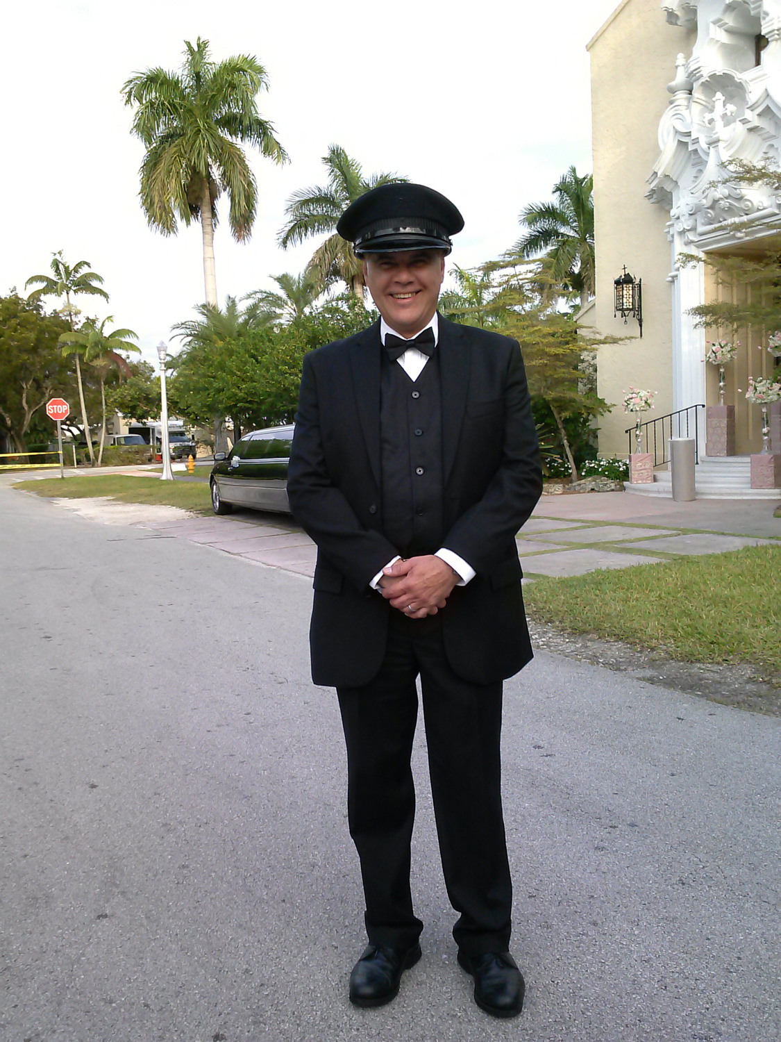 Taylored Limousine Driver